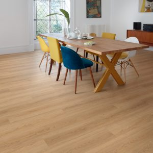 Floors and More French Oak Blond LVT