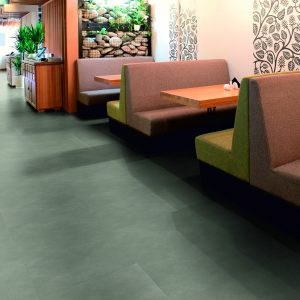 Floors and More Industrial Concrete LVT CLick