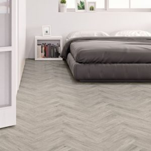 FloorsAndMore - Herringbone Rivau Laminate