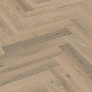 FloorsAndMore - Greige Oak Herringbone